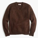 J.Crew Wallace & Barnes Italian wool V-neck sweater