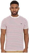 Fred Perry Breton Stripe T-Shirt