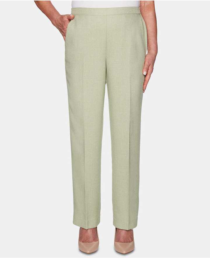 714845eee33d3e Alfred Dunner Petite Pants - ShopStyle