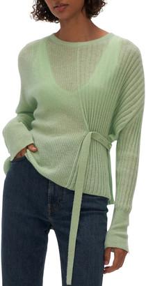 Helmut Lang Strap Crewneck Sweater