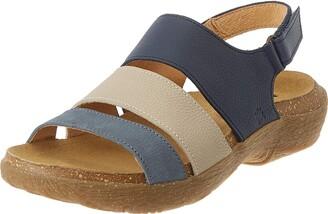 El Naturalista Women's Wakatiwai Open Toe Sandals