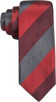 Alfani Men's Bennington Stripe Slim Tie, Only at Macy's