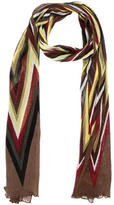 Missoni Multicolor Striped Scarf