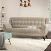Langley StreetTM Alvinholmes Sofa Langley Street Upholstery Color: Dove Gray