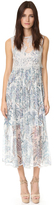 Zimmermann Adorn Lace Dress
