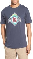 Red Jacket Men's 'Los Angeles Angels - Brass Tacks' Trim Fit T-Shirt