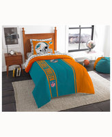 Northwest Company Miami Dolphins 5-Piece Twin Bed Set