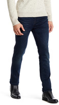 "Kenneth Cole New York Whiskered Denim Skinny Jean - 30-32"" Inseam"