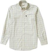 Beretta Tom Long-Sleeve Checked Woven Shirt