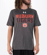 Under Armour Men's Auburn Tigers College Wordmark T-Shirt