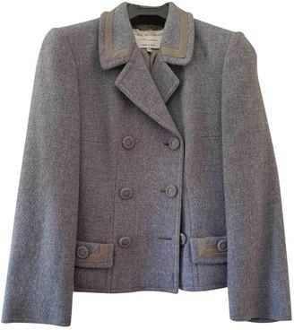 Anna Molinari Wool Jacket for Women