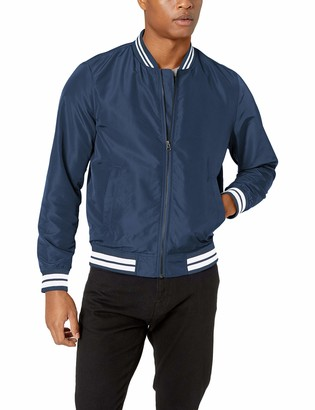 Amazon Essentials Men's Standard Lightweight Bomber Jacket