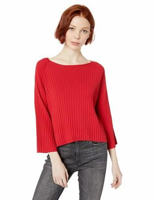 BB Dakota Junior's Pleats to Meet You Sweater