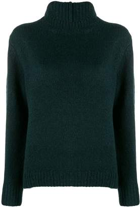Acne Studios ribbed high-neck sweater