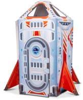 Rocket Ship Indoor Playhouse