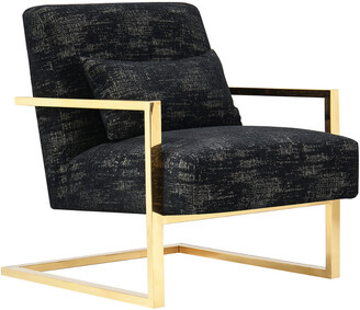 Chic Home Louvre Accent Chair