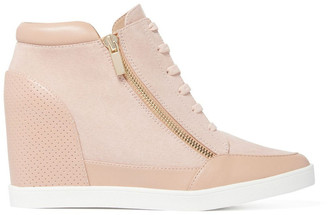 Forever New Adriana Wedge Trainers