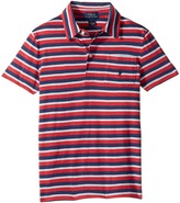 Polo Ralph Lauren Yarn-Dyed Slub Jersey Short Sleeve Cut Top Boy's T Shirt