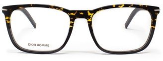 Christian Dior Rectangular Frame Glasses