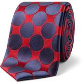 Simon Carter Dotty Spot Tie