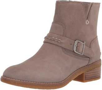 Sperry Women's Seaport Storm Buckle Bootsie Suede Fashion Boot