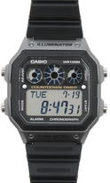 Casio Ae1300wh Chronograph Watch