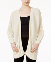 Kensie Long-Sleeve Cardigan
