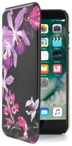 Ted Baker Sidra Garden Iphone 7 Mirror Folio Case - Black