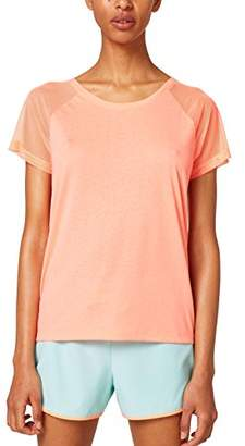 Esprit Women's 058ei1k010 T-Shirt,12 (Manufacturer Size: Medium)