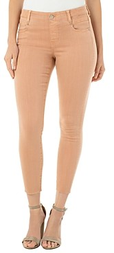 Liverpool Los Angeles Gia Glider Cropped Skinny Jeans