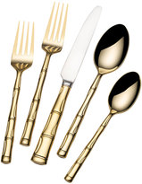 Mikasa Wallace® Bamboo Gold 20 Piece Flatware Set