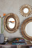 Anthropologie Sundial Mirror