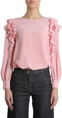 Boutique Moschino Ruffled Shirt