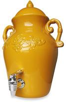 Bed Bath & Beyond American Atelier Tuscan 208-Ounce Golden Beverage Dispenser