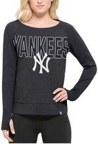 '47 Women's New York Yankees React Crew Sweatshirt