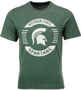 Colosseum Men's Michigan State Spartans Circle Logo T-Shirt