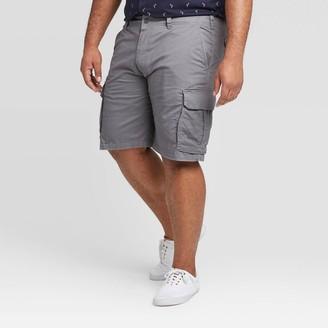 "Men's Big & Tall 11"" Ripstop Cargo Shorts - Goodfellow & CoTM"