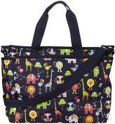 Le Sport Sac Ryan Baby Bag - Zoo Cute