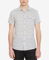 Kenneth Cole Reaction Men's Stephan Striped Shirt
