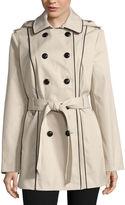 WORTHINGTON Worthington Hooded Trench Coat