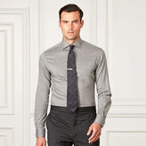 Ralph Lauren Purple Label Cotton Herringbone Dress Shirt