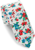 Original Penguin Goethe Floral Tie