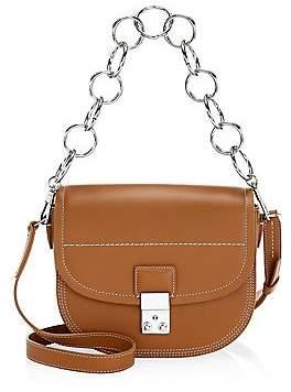 3.1 Phillip Lim Women's Pashli Leather Saddle Shoulder Bag