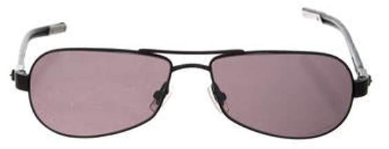 Chrome Hearts Tinted Square Sunglasses black Tinted Square Sunglasses