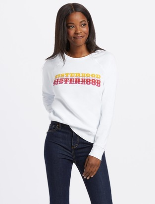 Draper James Sisterhood Sweatshirt