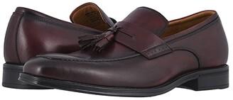 Florsheim Amelio Moc Toe Tassel Slip-On (Black Smooth) Men's Shoes
