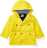 Ralph Lauren Boy Water-Resistant Cotton Jacket