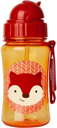 Skip Hop Fox Zoo Straw Bottle