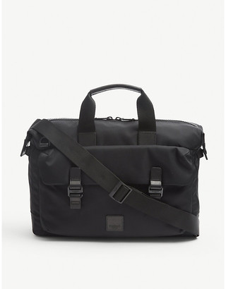 Knomo Fulham nylon briefcase