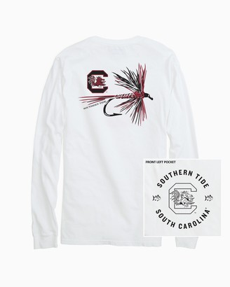 Southern Tide USC Gamecocks Fly Long Sleeve T-Shirt